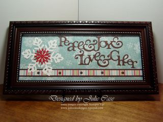 Peace&Joy frame blue 2