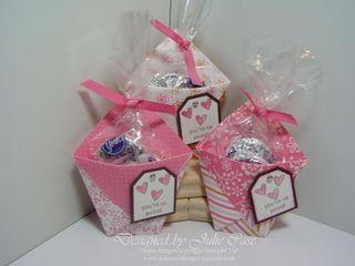 Valentine Diaper fold