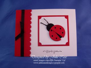 Punch Art Ladybug